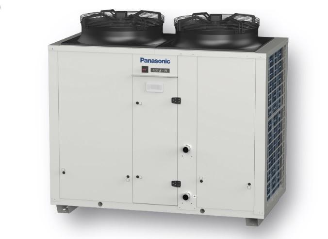 Panasonic запустил производство серии чиллеров-тепловых насосов