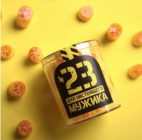 Вкусные подарки для коллег на 23 февраля уже в наличии: конфеты, орехи, леденцы, чай и другое!