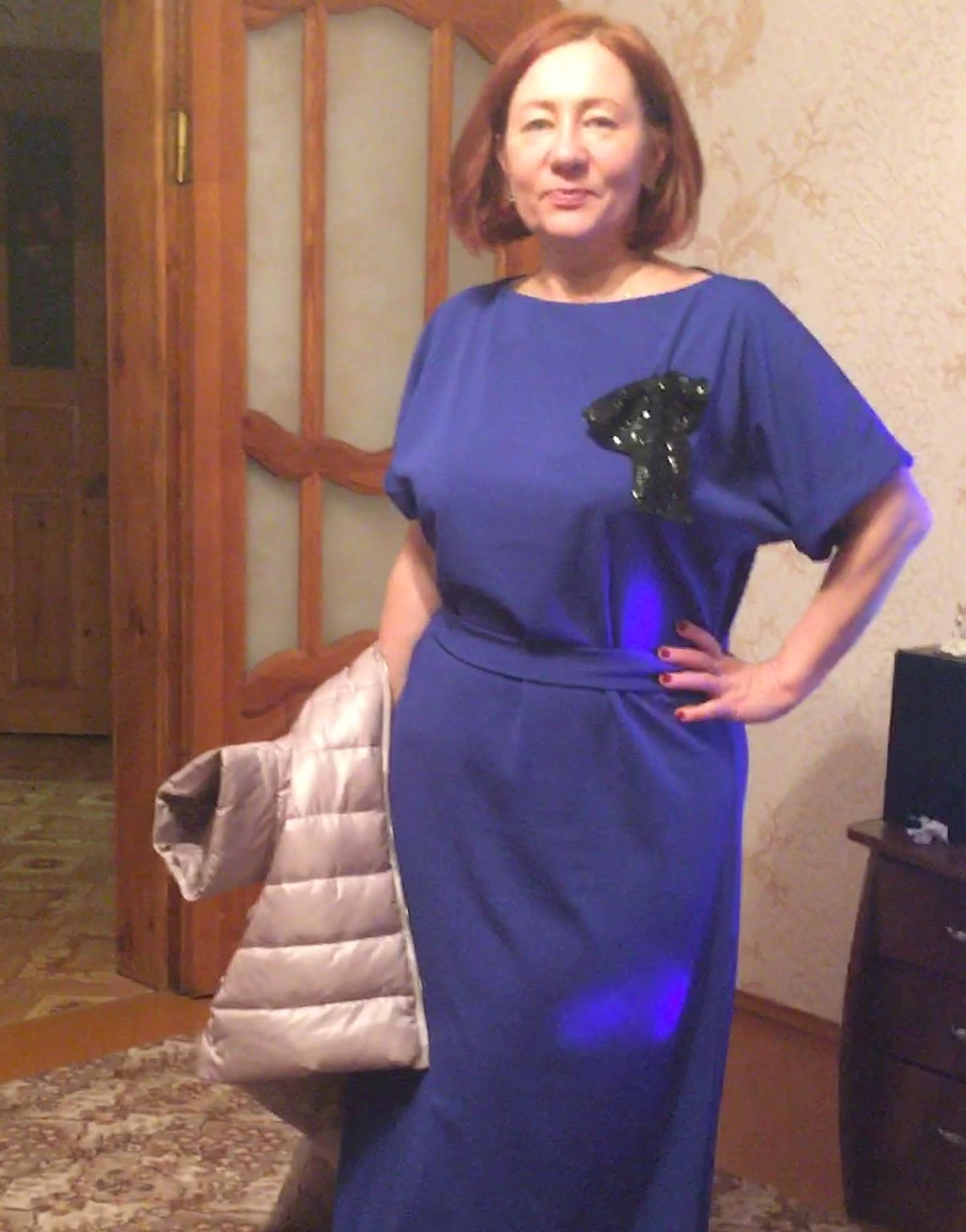 Отзыв о платье 3941 (2)