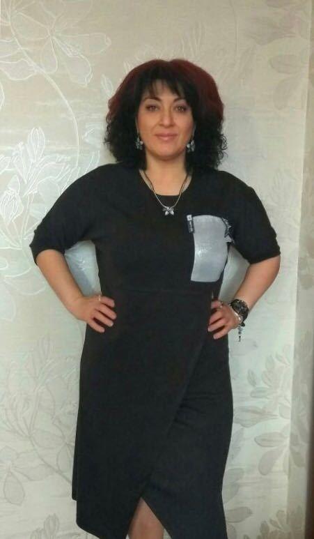 Отзыв о платье 3753