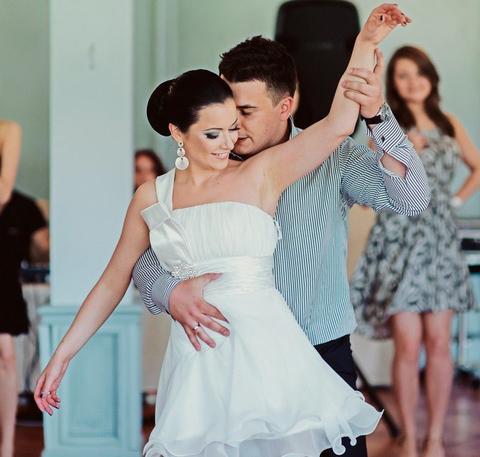 Подготовка свадебного танца - это уже праздник!