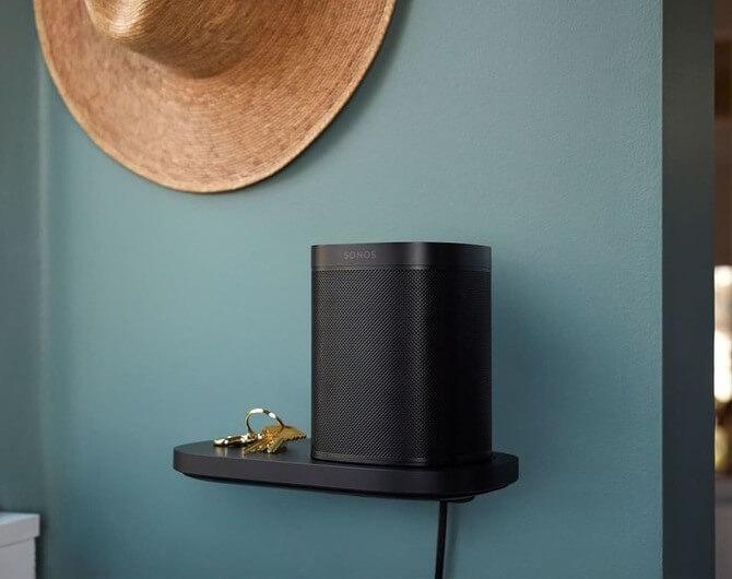 Подставка для колонок SONOS Shelf for ONE and PLAY:1