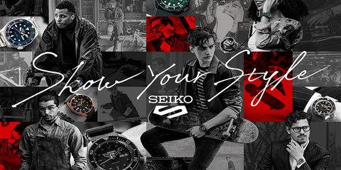 Новые Seiko 5 Sports