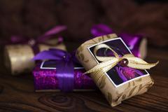 Упаковка Недели Фиолетового Обновления
