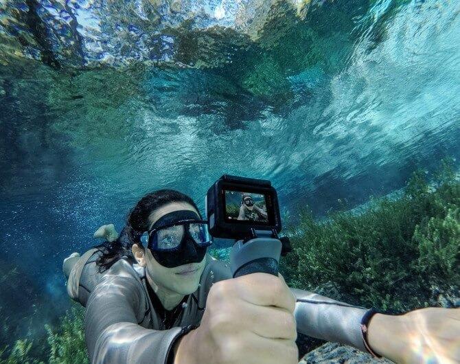 10 простых правил съемки под водой