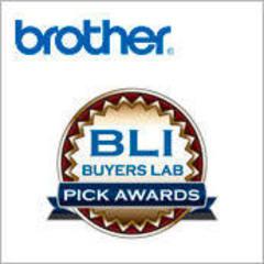 Сразу несколько новинок Brother получили премии BLI