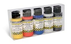 Рисуем шлем краской PREMIUM Acrylic Polyurethane Color