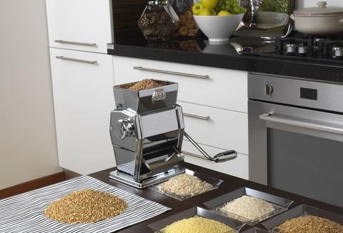 Мельница для помола зерна и хлопьев Marga Mulino Marcato Италия – полная инструкция и лучшие рецепты