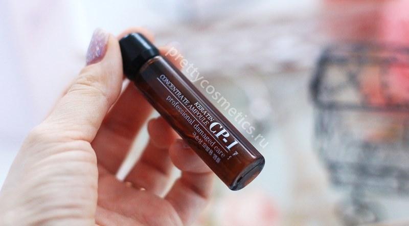 Для сильных и здоровых волос - корейский уход CP-1