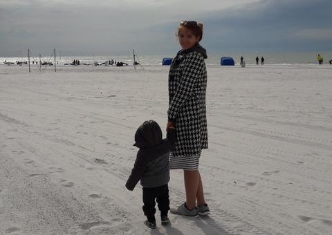 Как правильно настроить себя на путешествие с малышом?