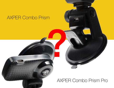 ОТЛИЧИЕ AXPER Combo Prism Pro от AXPER Combo Prism