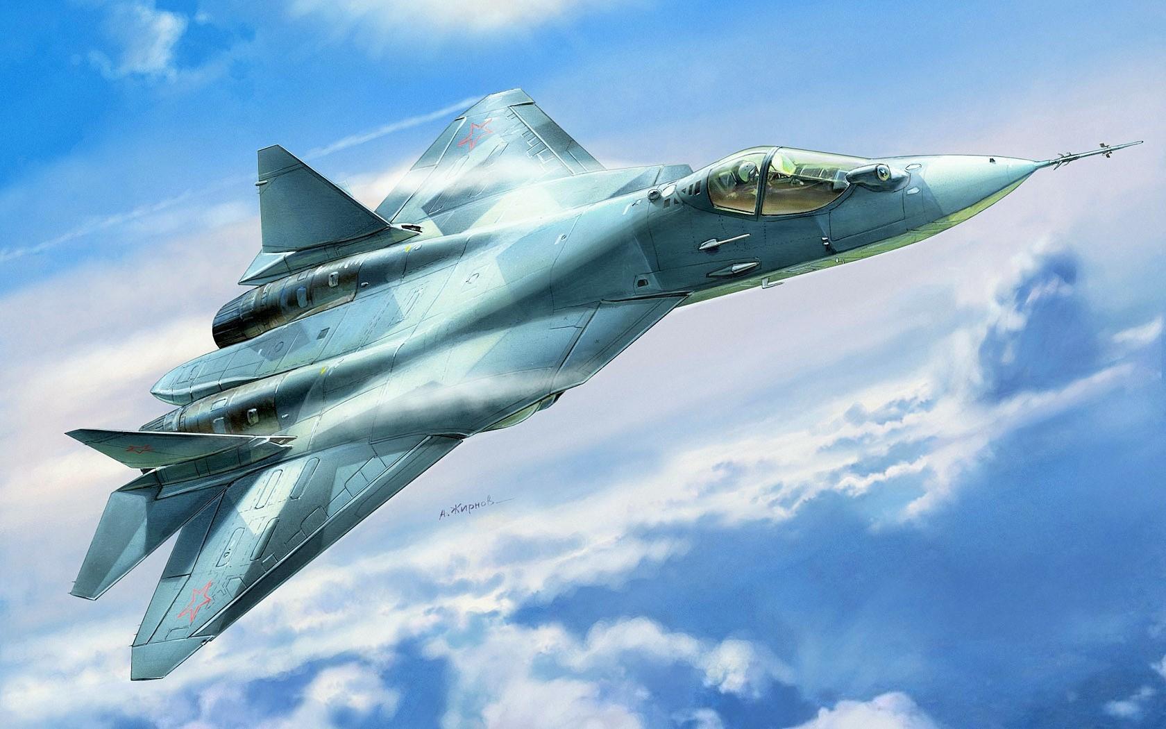 Су-57 – уникум пятого поколения