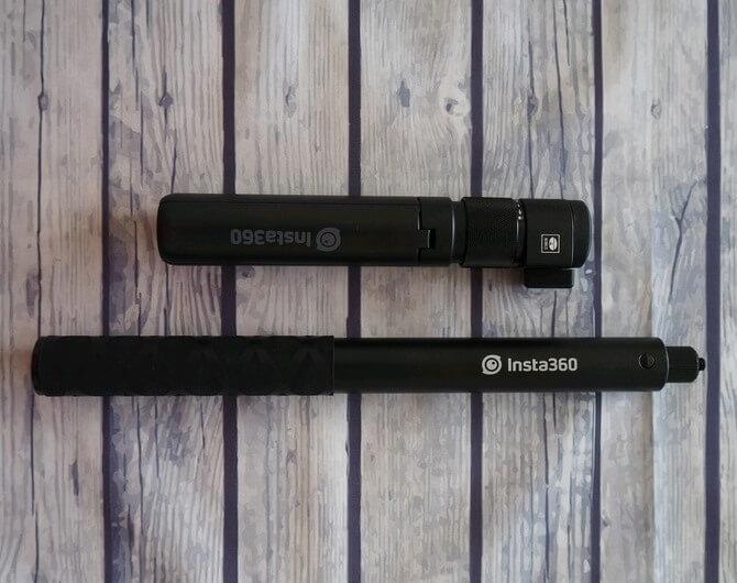 Комплект Insta360 Multi-function BulletTime Bundle for One X – сделайте свои ролики кинематографического качества