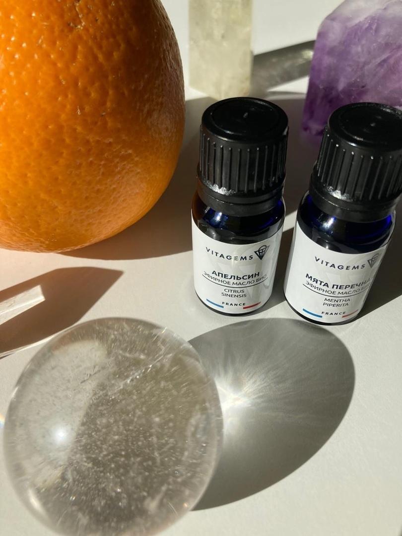 Эфирные масла и ваши гормоны против стресса.