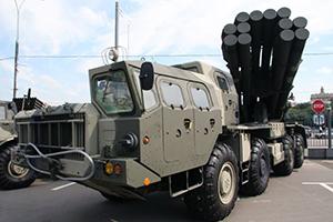 Системы залпового огня «Торнадо» получат уникальные боеприпасы