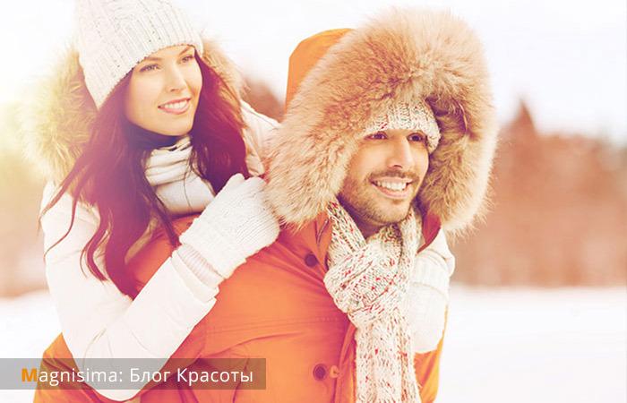 Зимние проблемы красоты и способы их решения