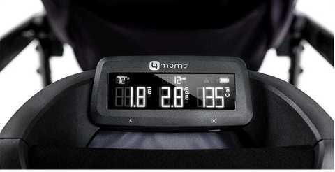 Поступила в продажу коляска 4Moms Moxi