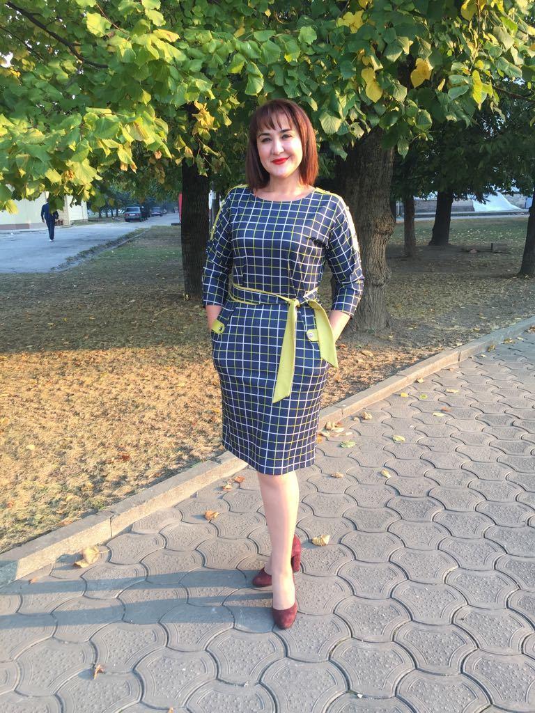 Отзыв о платье 3843