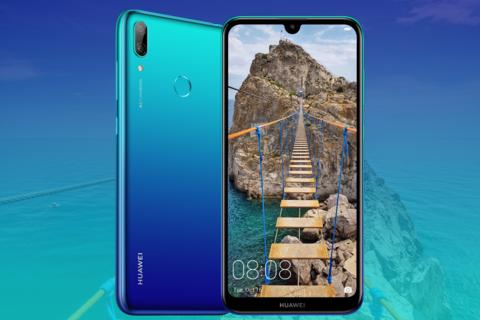 Huawei выпускает новый «середнячок» Y7 2019.