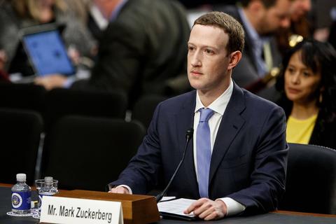 Facebook находится под следствием по делу об обмене данными