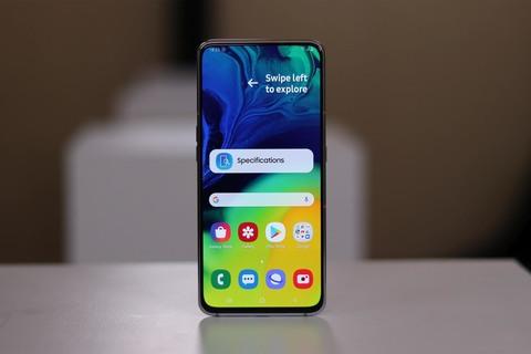 Samsung раскрыли три телефона линейки Galaxy A.