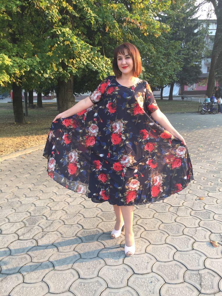 Отзыв о платье 3415