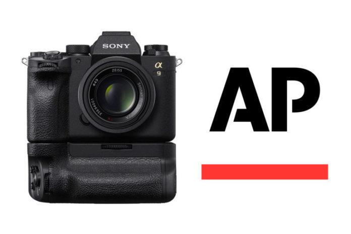 Sony стала эксклюзивным поставщиком оборудования для Associated Press