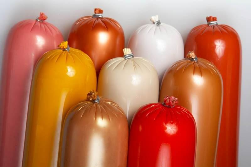Как правильно пользоваться колбасными полиамидными оболочками