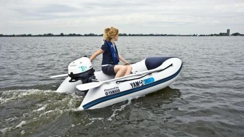 Выбор малосильного подвесного лодочного мотора Yamaha