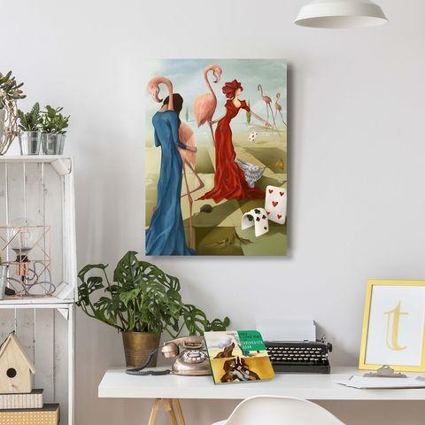Новинка: сказочные картины в стиле великих художников!
