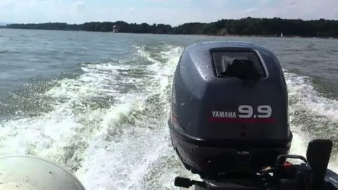 Какой лодочный мотор Yamaha купить 9,9 или 15 л.с.?