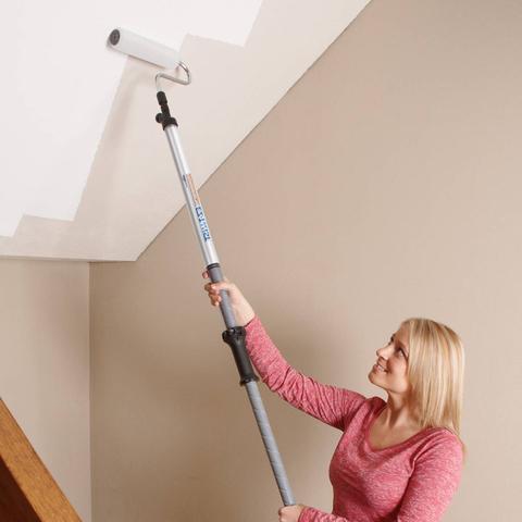 Выбираем краски для потолков