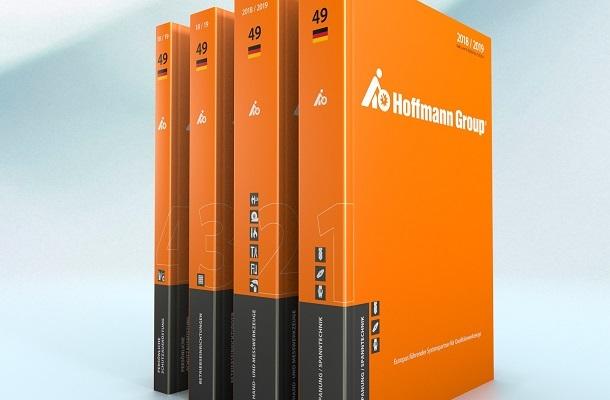Hoffmann Group публикует каталог 2018/2019