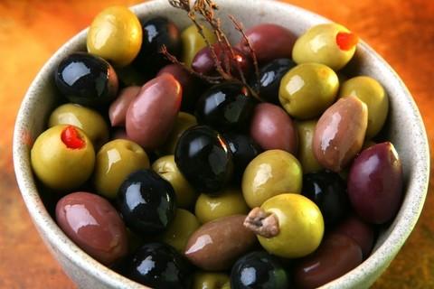 Несколько интересных фактов об оливках.