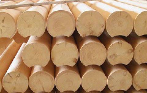 Биозащита древесины при производстве ОЦБ и профилированного бруса естественной влажности