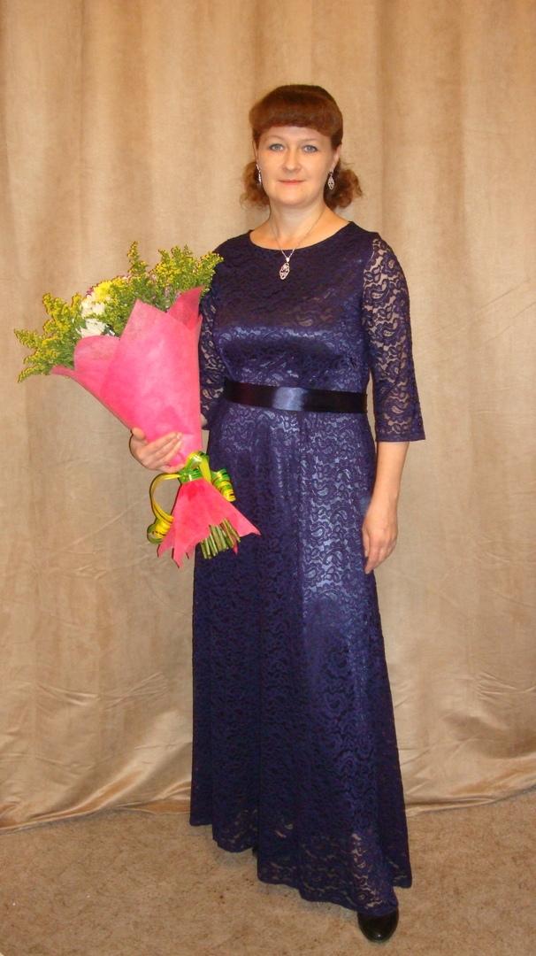 Отзыв о платье 5598