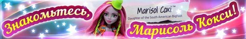 Обзор на куклу Марисоль Кокси