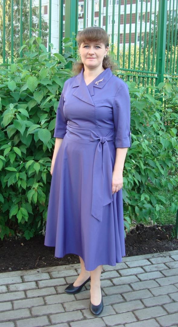 Отзыв о платье 4258