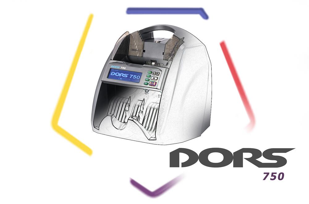 Счетчик банкнот DORS 750 | Обзор оборудования