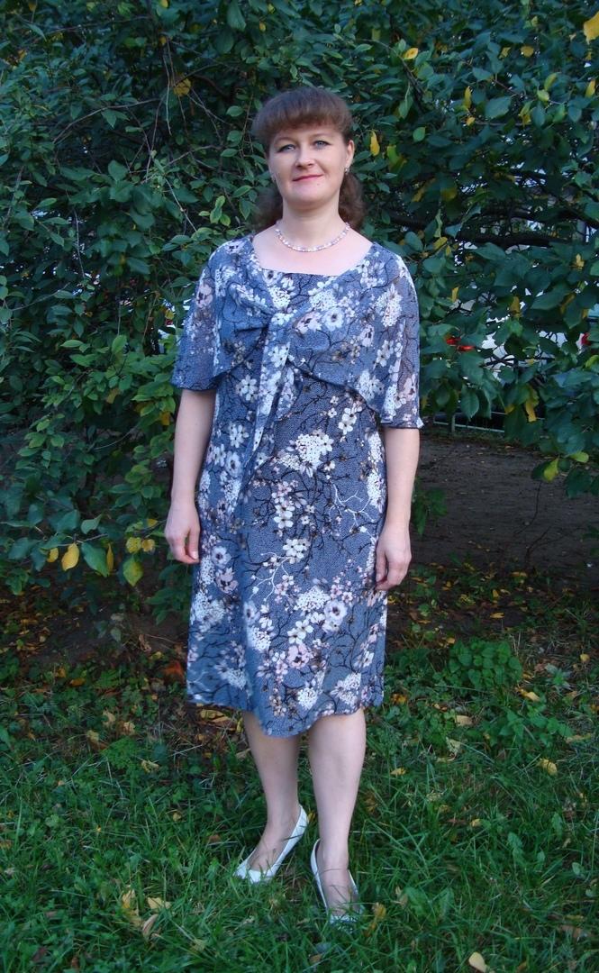 Отзыв о платье (нет на сайте 78)