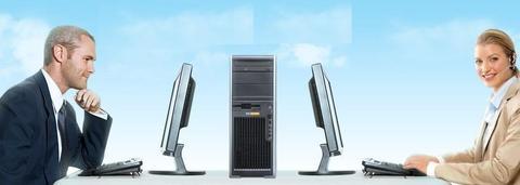 Два пользователя за одним компьютером-ОДНОВРЕМЕННО И НЕЗАВИСИМО !