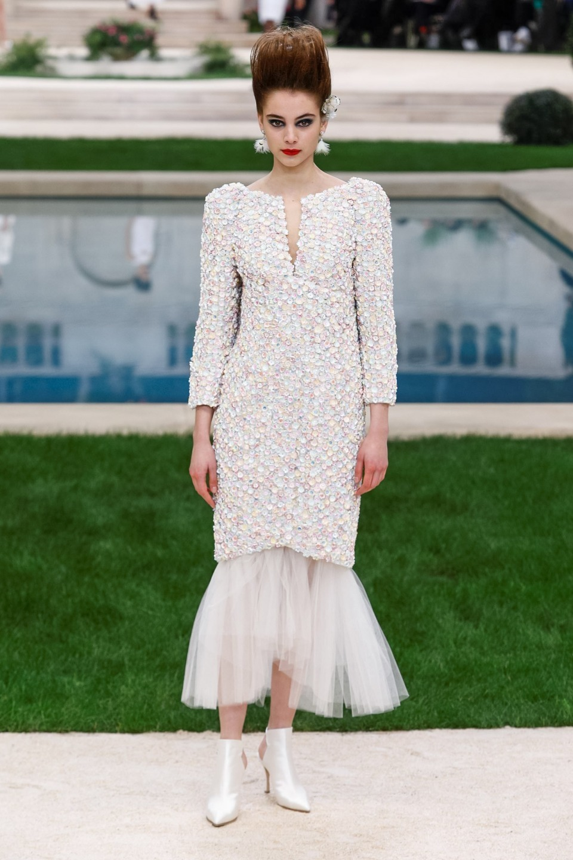 Показ Chanel Haute Couture '19