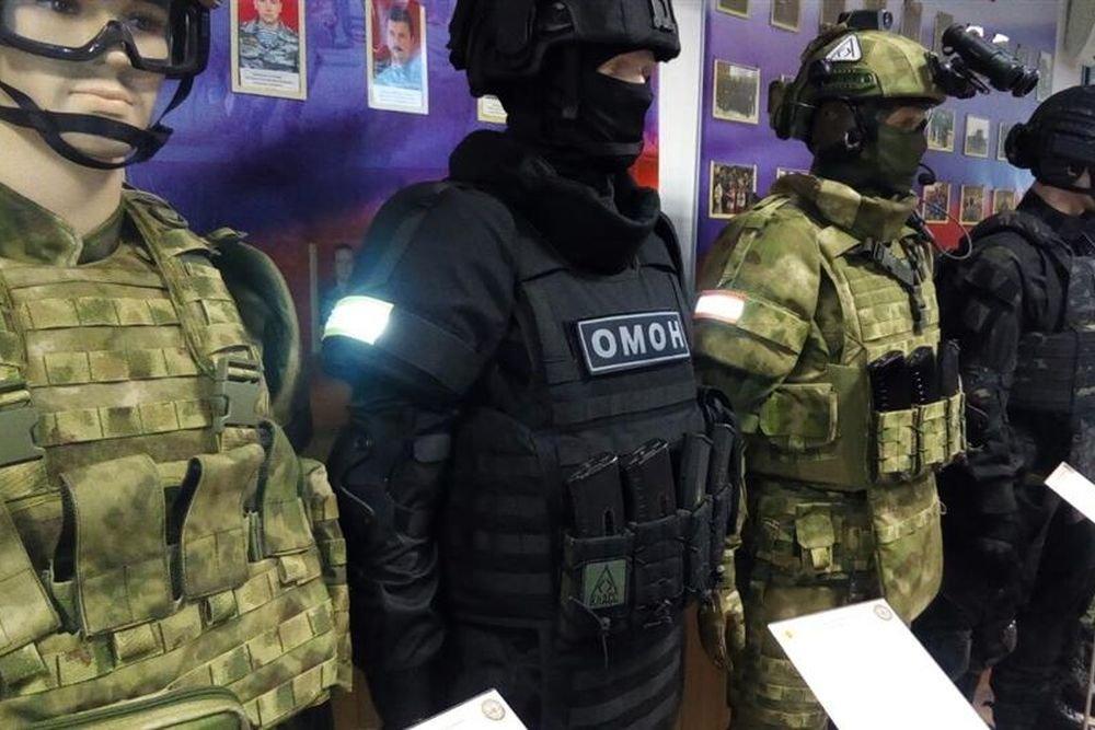 Надежная защита для витязей из спецназа
