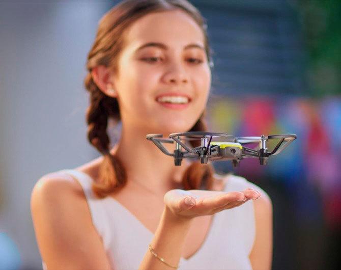 RYZE TELLO GLOBAL: компактный дрон с большими возможностями
