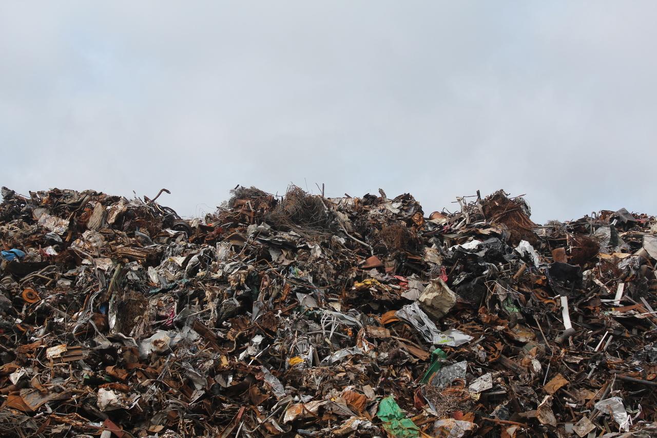 Сортировка мусора и отходов (ТБО)