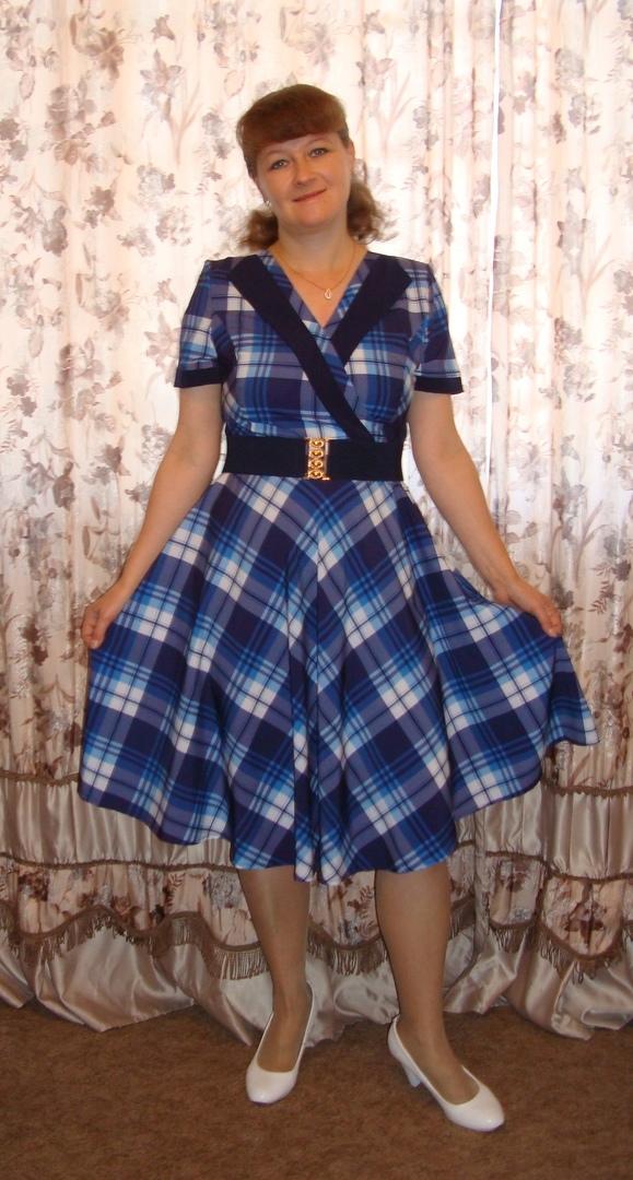 Отзыв о платье (нет на сайте 80)