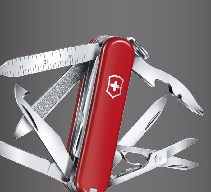 Новинки! Швейцарские многофукциональные ножи Victorinox