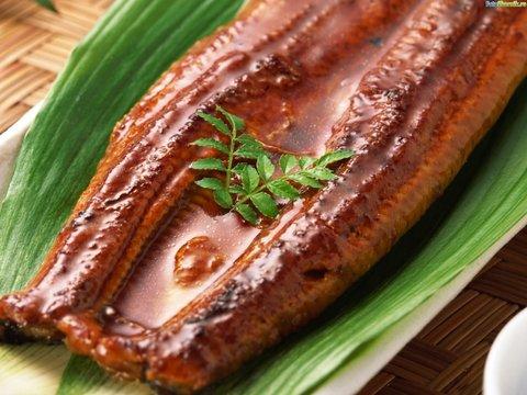Угорь в кулинарии Японцев