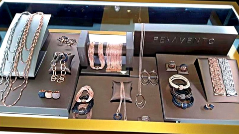 Pesavento на выставке INHORGENTA München.