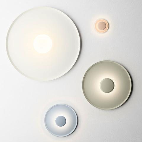 Эпицентр света: скульптурный светильник Top от Vibia